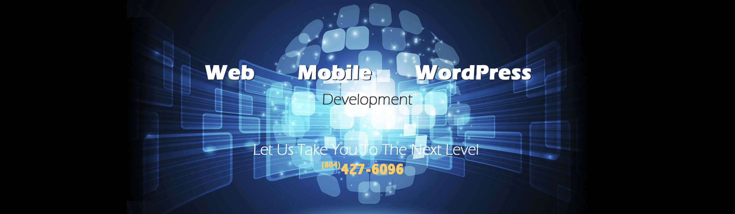 Web, Mobile, WordPress Development